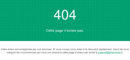 Pharmacie A3 - Accueil