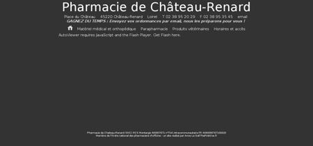 Pharmacie de Château-Renard / Loiret