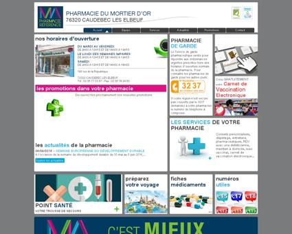 pharmacie du mortier d'or - viadys - Votre...