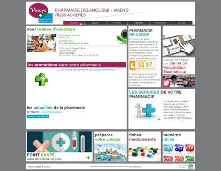 pharmacie delahousse - viadys - Votre...