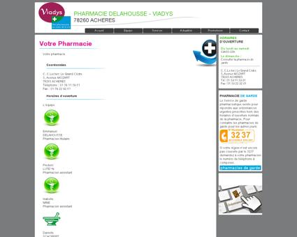votre pharmacie | pharmacie delahousse -...