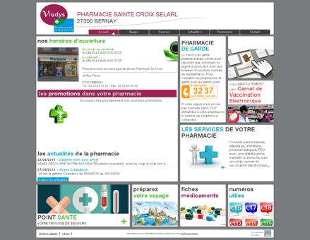pharmacie sainte croix selarl - Votre pharmacie...