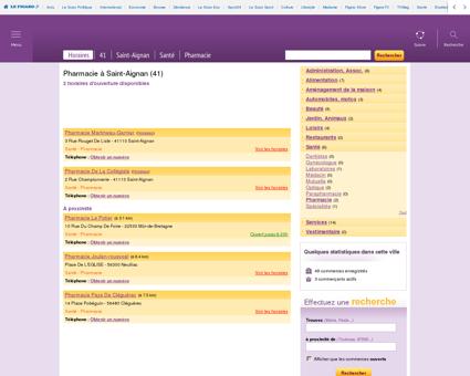 Pharmacie à Saint-Aignan | Les-horaires.fr