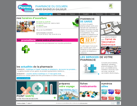 pharmacie du dolmen - Votre pharmacie...