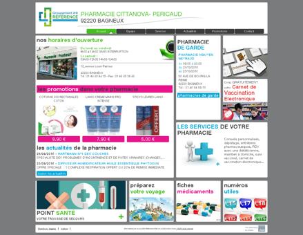pharmacie cittanova- pericaud - Votre...