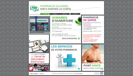 pharmacie duhamel - Votre pharmacie à...