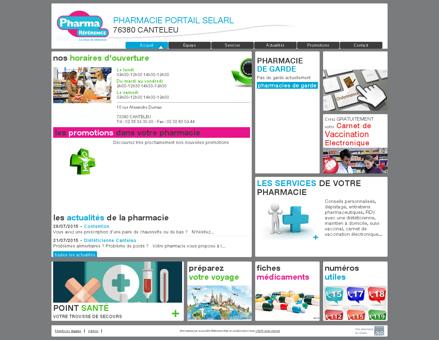 pharmacie portail selarl - Votre pharmacie...