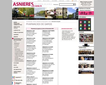 Pharmacies de garde - Santé - Solidarités & vie...