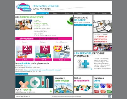 pharmacie drighes - Votre pharmacie Pharma...