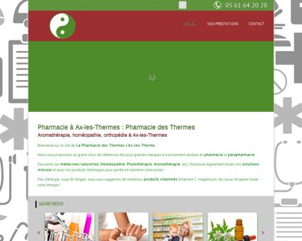 Pharmacie Ax-les-Thermes, aromathérapie et...
