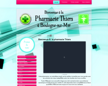 Pharmacie et parapharmacie _ Boulogne sur Mer - Pharmacie ...