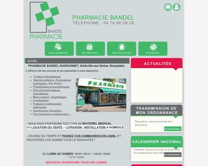 Pharmacie Belleville-sur-Saône - vente et...
