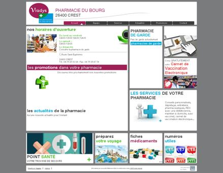 pharmacie du bourg - Votre pharmacie Viadys...