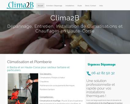 Climatisation, Chauffage, Plomberie à Bastia et...