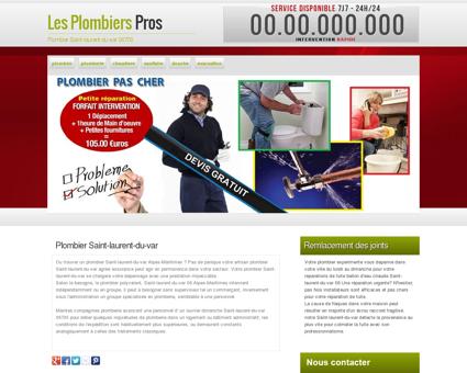 Plombier Saint-laurent-du-var Exellent...