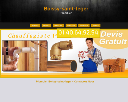 Plombier 94470 Boissy-saint-leger   Romain...