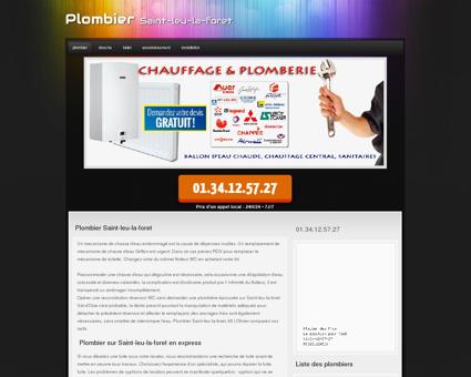 Plombier Saint-leu-la-foret, 95 | Help plombier...