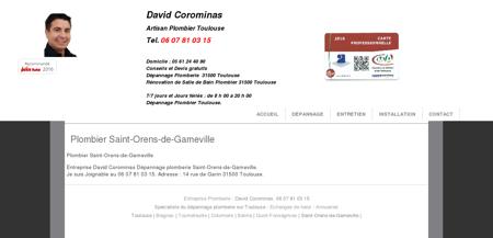 Plombier Saint-Orens-de-Gameville