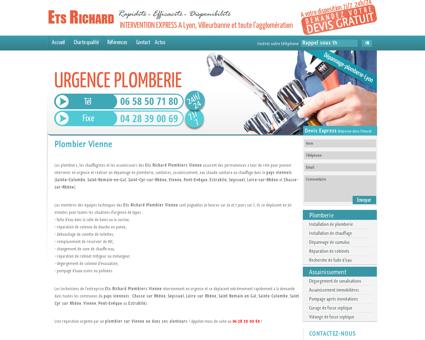Plombier Vienne - 04 27 50 18 18 - Plombiers...