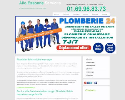 Plombier Saint-michel-sur-orge | Kyllian...