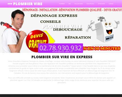 Plombier Vire | Expert La Fosse septique