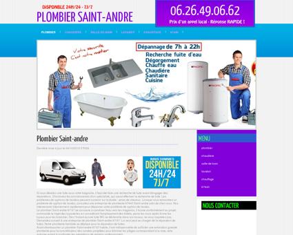 Plombier Saint-andre Killian devis gratuit
