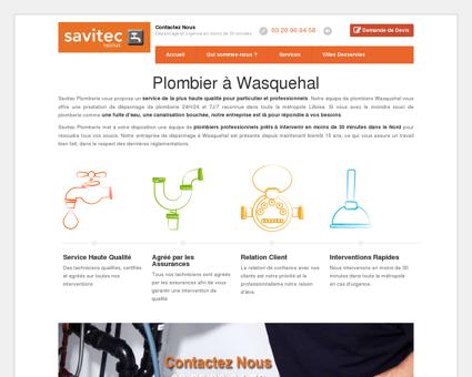 Plombier Wasquehal (59290) - Dépannage...