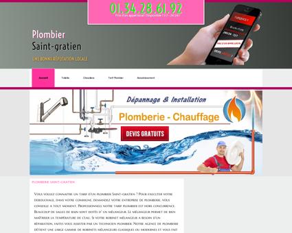 Plombier 95210 Saint-gratien | Denis...