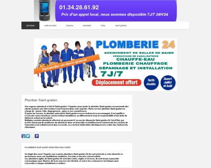 Plombier Saint-gratien | Compagnon Packs...