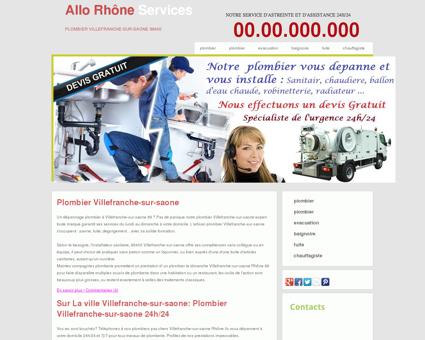Plombier Villefranche-sur-saone - Adam...