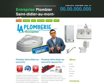 Plombier Saint-didier-au-mont-d'Or, 69 | Pas...