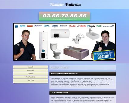 Plombier Wattrelos, 59 - Exellent plomberie...