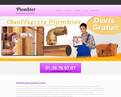 Plombier Saint-germain-en-laye, 78 | Bastien...