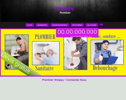 Plombier Woippy - Victor Parois de douche