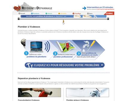 Plombier à Vicdessos : travaux urgent en...