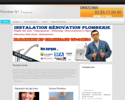 Plombier Senlis | Excellent plomberie maison