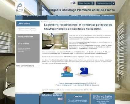 Plomberie | bcp-plomberie-94.fr
