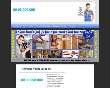 Plombier Vernouillet - Numéro 1 entreprise...