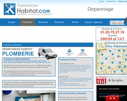 Plombier Rueil-malmaison - Disponible 24h/24 7j/7 en 15min!