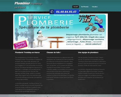 Plombier 93290 Tremblay-en-france | Maison...