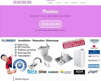 Plombier 13340 Rognac | Hubert plombier...