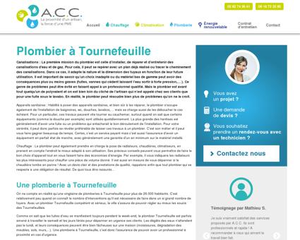 Plombier à Tournefeuille - Plombier Toulouse ...