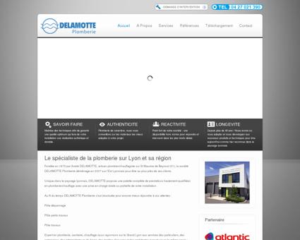 DELAMOTTE Plomberie | www.delamotte...