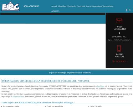 Plombier, Chauffagiste - Pernes-les-Fontaines |...