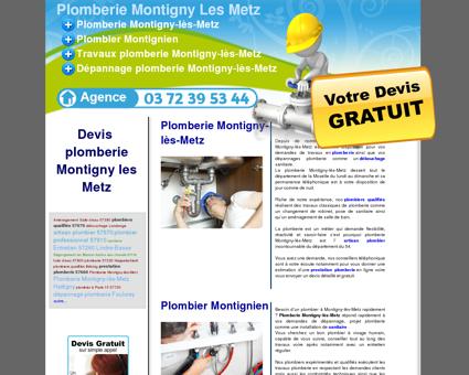 Plomberie Montigny-lès-Metz