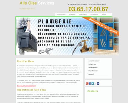 Plombier 60110 Meru | Lilian Réalisation de...