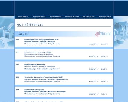 SARL DUCLOS - Chauffage - Sanitaire -...