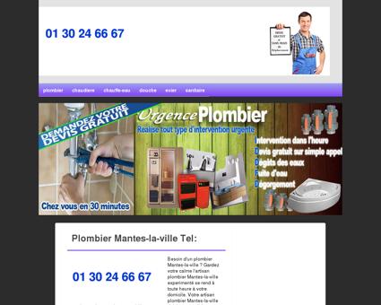 Plombier Mantes-la-ville, 78 - Gabin offre...