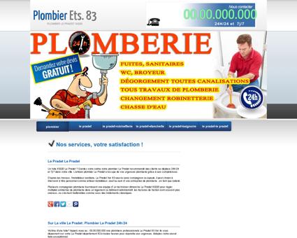 Plombier Le Pradet Tarifs Tarifs compétitifs