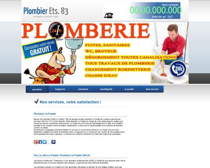 Plombier Le Pradet, 83 - Pierre Accessoires de...
